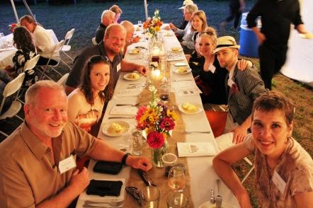 F2T_2016 Dinner_Cooney Family Shot