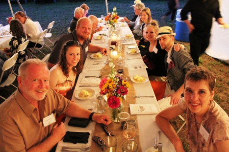 F2T_2016 Dinner_Cooney Family Shot
